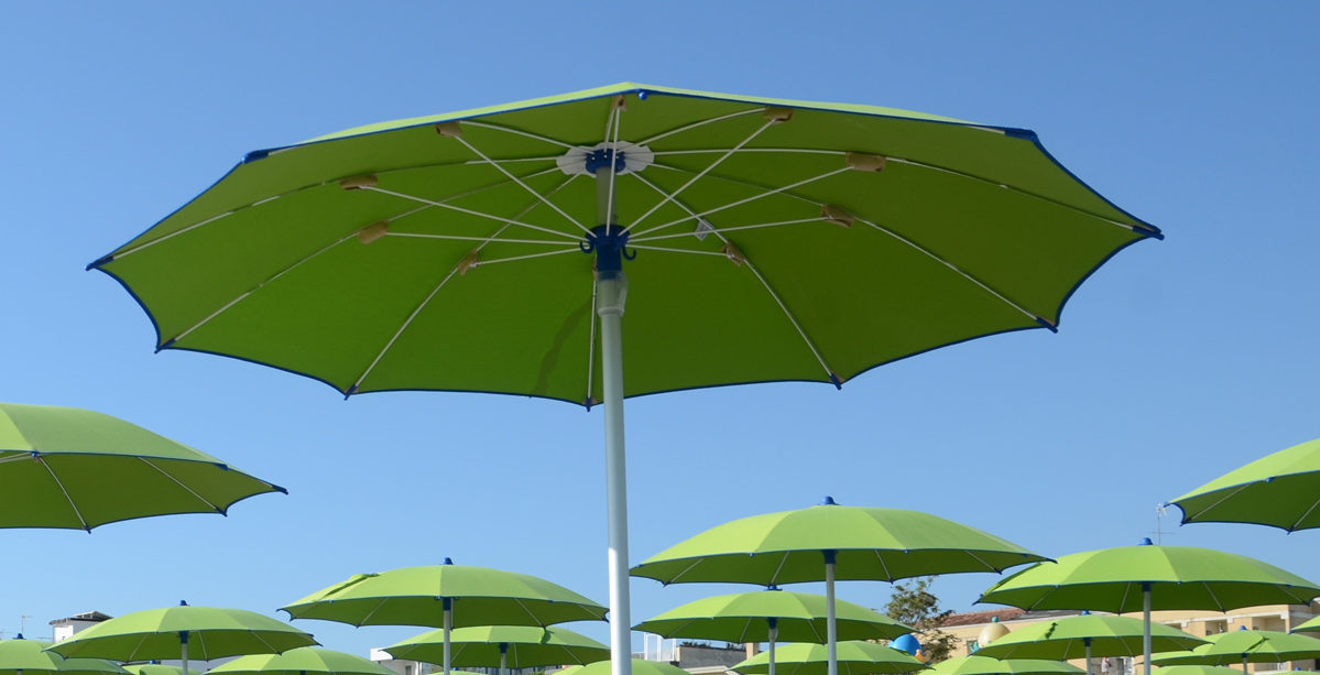 ombrellone spiaggia classico