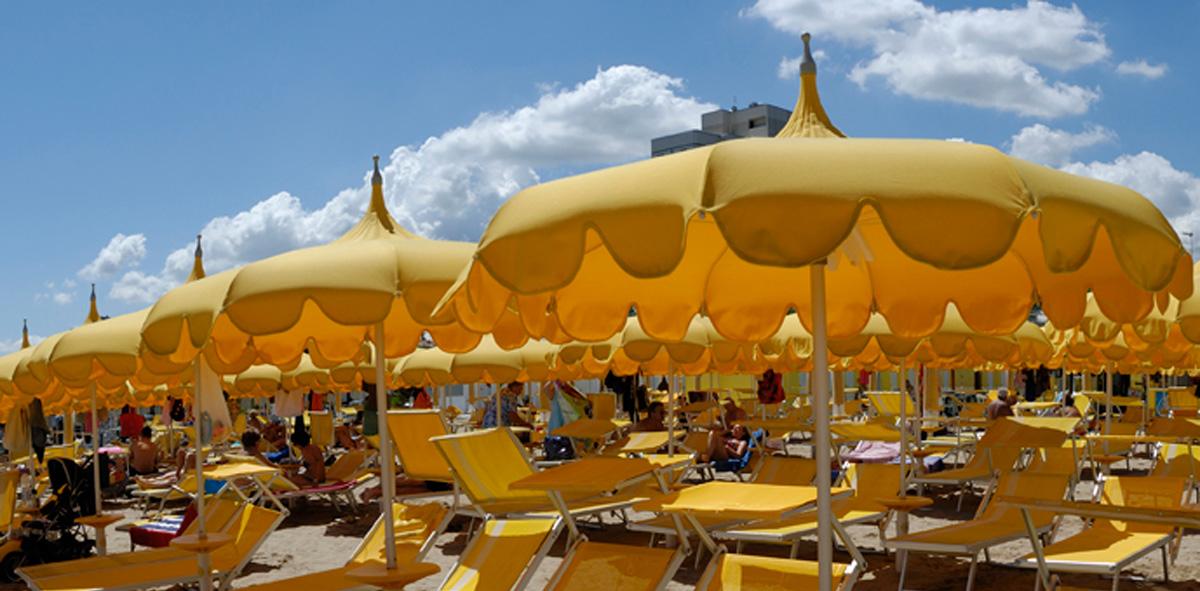 ombrellone pagoda