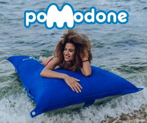 pouf Pomodone